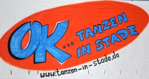 Tanschule-OK Wand